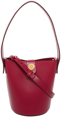 Sophie Hulme Nano Swing Bucket Crossbody Bag