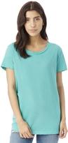 Alternative Vintage Garment Dyed Distressed T-Shirt