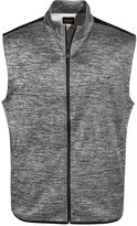Greg Norman for Tasso Elba Men's Hydrotech Heathered Zip Vest, Only at Macy's