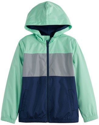 Sonoma Goods For Life Boys 4-12 SONOMA Goods for Life Colorblock Windbreaker