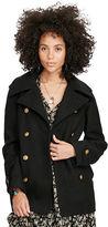 Denim & Supply Ralph Lauren Wool Melton Pea Coat