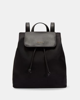 Ted Baker JIEJIE Nylon drawstring backpack