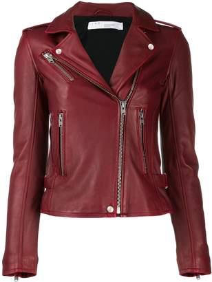IRO slim-fit biker jacket