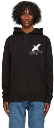 Axel Arigato Black Bee Bird Tape Hoodie