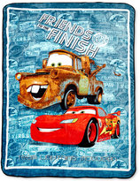 Disney Disney's Cars Tune Up Throw Blanket