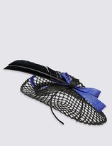 Marks and Spencer Open Weave Disc Fascinator