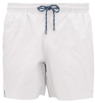 Marané Marane - Slim-fit Swim Shorts - White