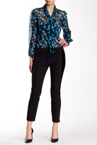 Tracy Reese Narrow Chain Trimmed Pant