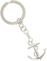 Mateo Bijoux Men's Anchor Key Chain