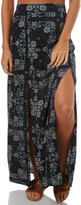 Rip Curl Womens New Frontier Maxi Skirt