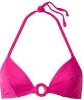 Eres Studio Iso Triangle Bikini Top - Fuchsia