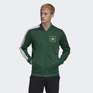 adidas 3-Stripes Pique Track Jacket