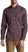 Gant Starboard Poplin Plaid Regular Fit Shirt