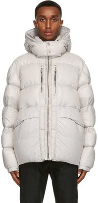 MONCLER GENIUS 6 Moncler 1017 ALYX 9SM Grey Down Forest Jacket