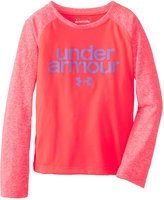 Under Armour Little Girls' Comingle Raglan