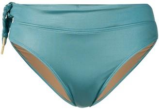 Marlies Dekkers Holi Glamour cutout-detail bikini bottom