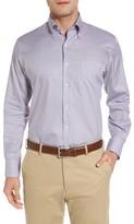 Peter Millar Men's Crown Soft Port Check Sport Shirt