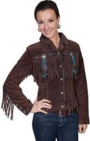 Scully Boar Suede Jacket L152 (Women's)