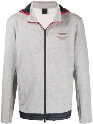 Hackett x Aston martin Racing hoodie