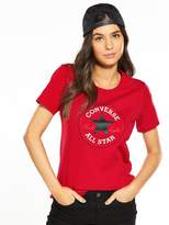 Converse Core Crew Tee - Red