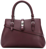 Bally buckled tote bag