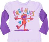 Freeze Sesame Street Elmo 'Free Hugs' Layered Tee - Toddler & Girls