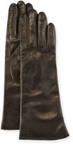 Portolano Nappa Leather Gloves, Black