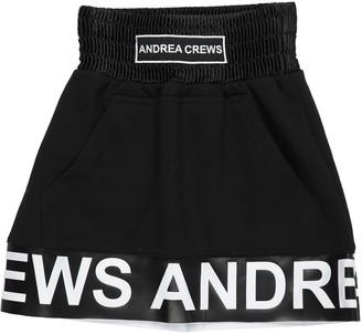 Andrea Crews Mini skirts