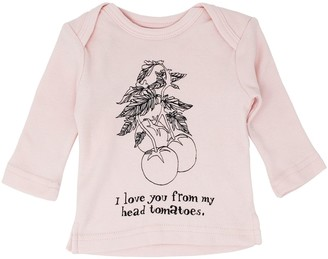 L'ovedbaby L'oved Baby Li'l Punkin Graphic Long-Sleeve Top - Infants'