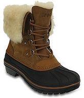 Crocs Women's AllCast II Luxe Shearling Boot