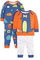 Mothercare Boy's Dinosaur Pyjama Sets,(Manufacturer Size: 086)
