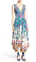Saloni Women's Zuri Floral Print Dress