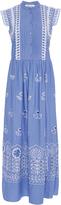 Temperley London Cotton Maxi Gilda Dress