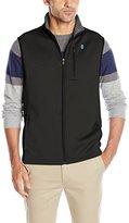 Izod Men's Spectator Solid Fleece Vest