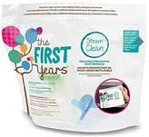 The First Years Steam Clean Reusable Microwave Sterilizer Bags, 8 Count by