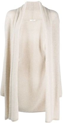The Row Open-Front Knit Cardigan