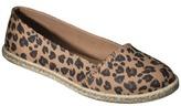 Merona Women's Lina Flat - Leopard
