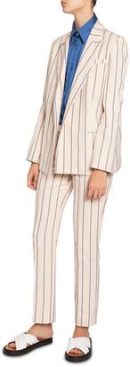 Victoria Victoria Beckham Classic Striped Jacket