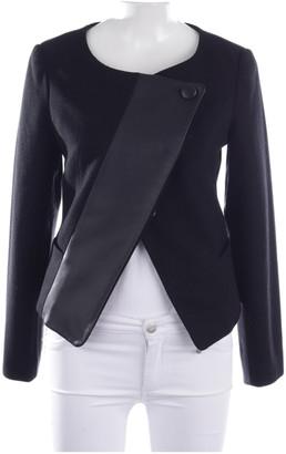 Oakwood Black Wool Jackets