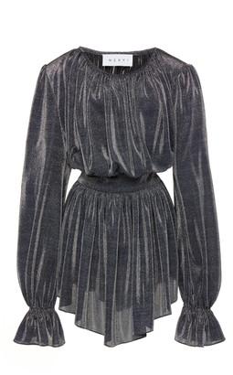 NERVI Betty Long Sleeve Mini Dress