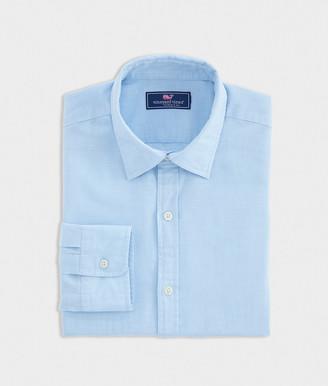 Vineyard Vines Slim Fit Worth Avenue Cooper Button-Down Shirt