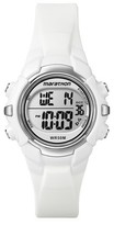 Timex Women's Marathon® by Digital Watch - White T5K806TG