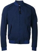 C.P. Company arm pocket bomber jacket