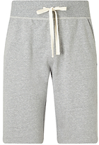 Polo Ralph Lauren Loopback Jersey Lounge Shorts, Grey