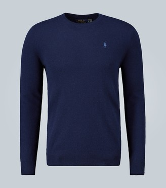 Polo Ralph Lauren Crewneck cashmere sweater
