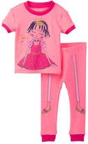 Petit Lem Princess Pajama (Baby Girls)