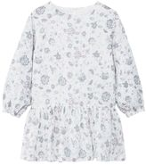MANGO Baby Girls Floral Print Dress
