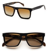 Salt Men's 'Roy' 54Mm Polarized Sunglasses - Black Oak