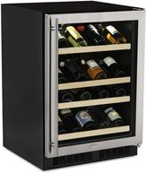 Marvel ML24WSG1RS Gallery 24-Inch Single Zone Wine Cellar