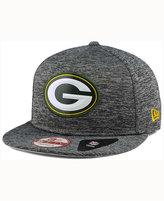 New Era Green Bay Packers Shadow Tech 9FIFTY Snapback Cap